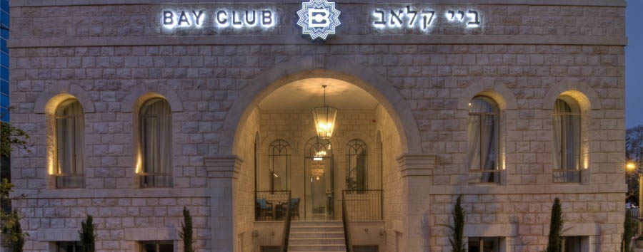 Bay+Club+Hotel+-+Exterior+at+Night