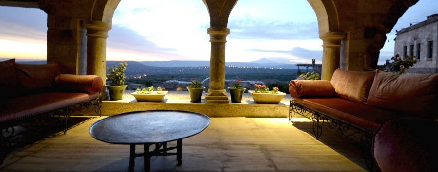 Museum Hotel - Terrace Lounge