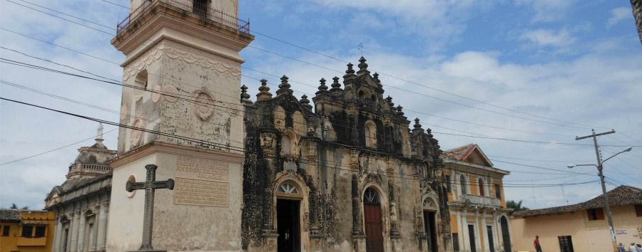 Nicaragua, fascino coloniale - Nicaragua Granada, Iglesia de La Merced