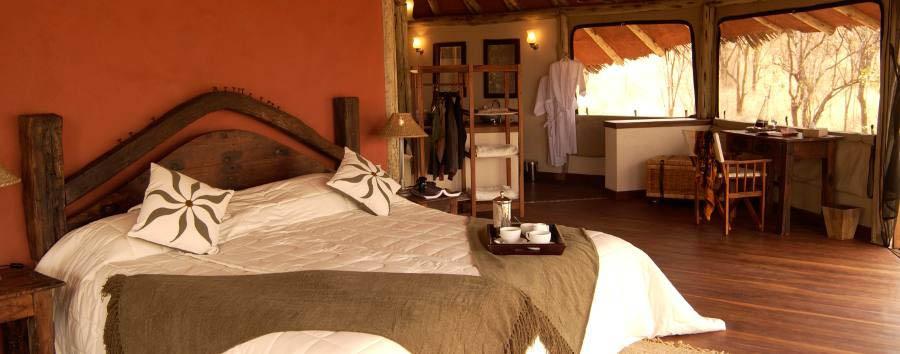Tarangire Treetops - Room interior