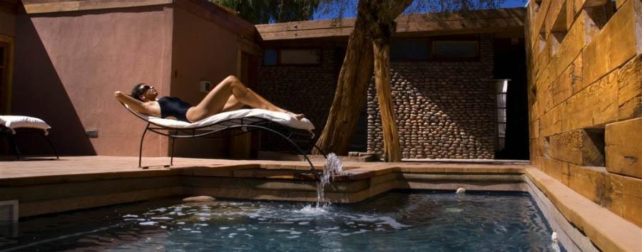 Hotel Terrantai Lodge Andino - Terrantai Pool