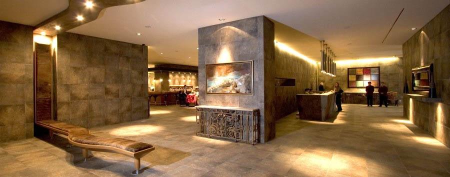 Cabo de Hornos Hotel - The Lobby