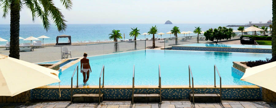 Fujairah - Radisson Blu Fujariah, Outdoor Pool
