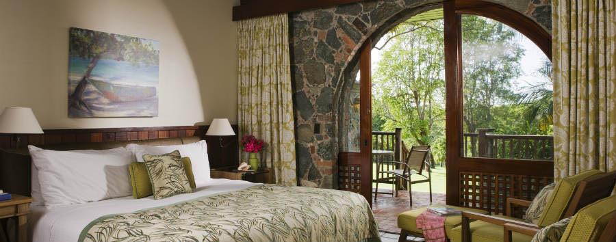Caraibi: soggiorno a Caneel Bay - Isole Vergini Americane Caneel Bay Resort, Garden View Room