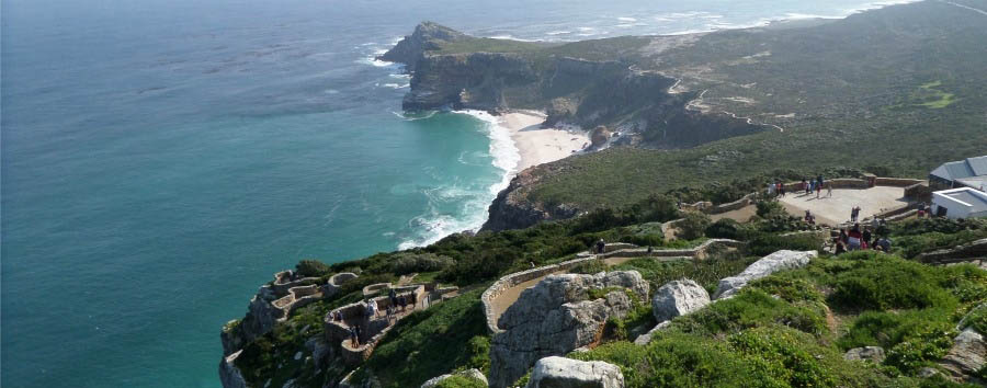 South Africa - View of Cape Peninsula
