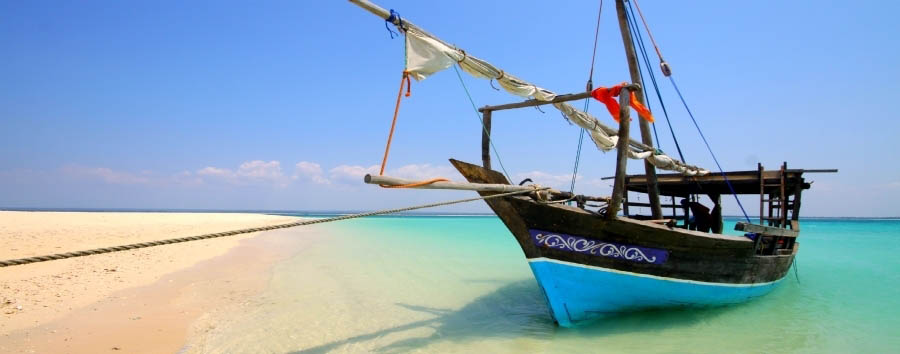 Mozambique - Visit The Quirimbas Islands on a Traditional Dhow