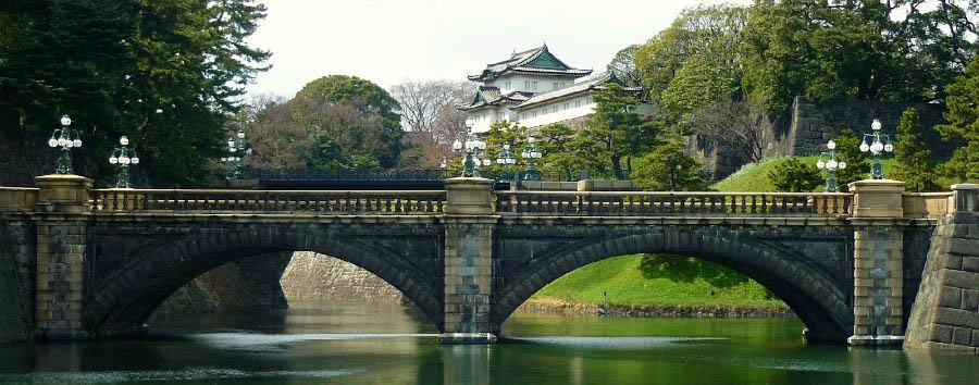 Japan - Tokyo, Imperial Palace
