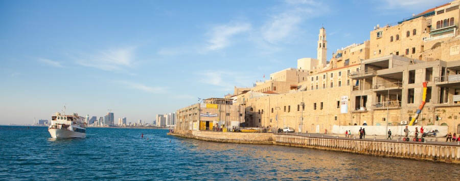 Capodanno a Tel Aviv  - Tel Aviv Jaffa Port Landscape