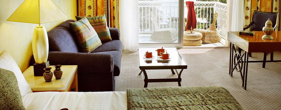 Hilton Salalah - Standard room