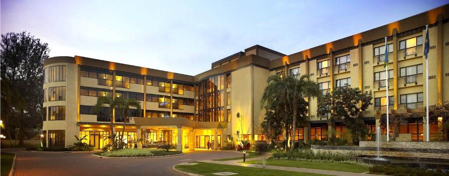 Kigali Serena Hotel - Exterior View