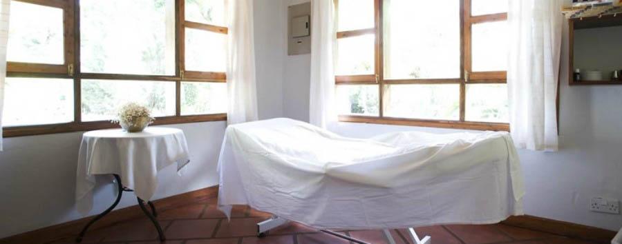 Ngorongoro Farm House - Massage Suite