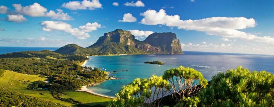 Unique Lord Howe Island Experience - Australia Lord Howe Island, Nature Paradise © Luxury Lodges of Australia