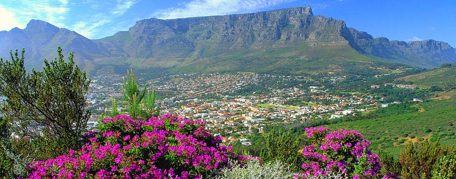 Le gemme del Sudafrica - South Africa Cape Town and Table Mountain