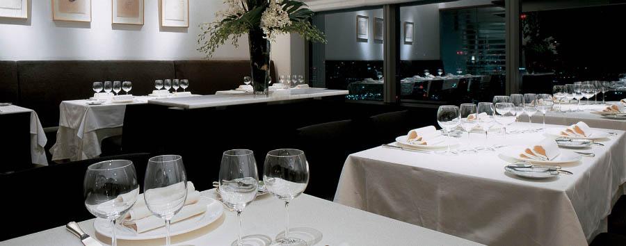 Park Hotel Tokyo - Restaurant tateru yoshino Shiodomé