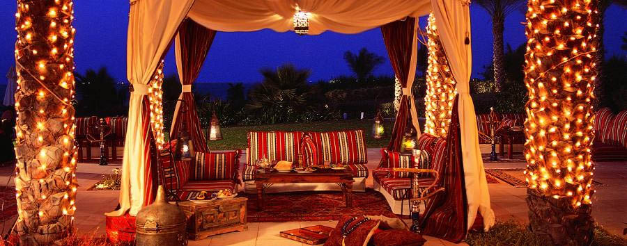 The Ritz-Carlton, Dubai - Relaxing time