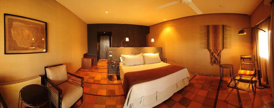 Alto Atacama Desert Lodge & Spa - Room interior