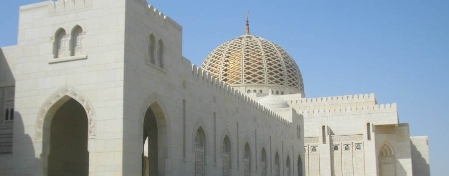 Classic Oman & Masirah - Oman Muscat, Grand Mosquee Sultan Qaboos