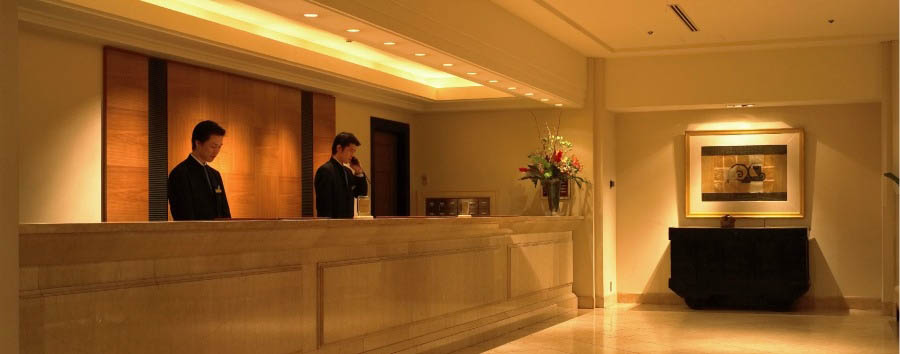 Kyoto Royal Hotel & SPA - Front Desk