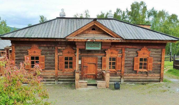Irkutsk, Taltsy Open Air Museum © Pierre Andre Leclercq - Lake Baikal
