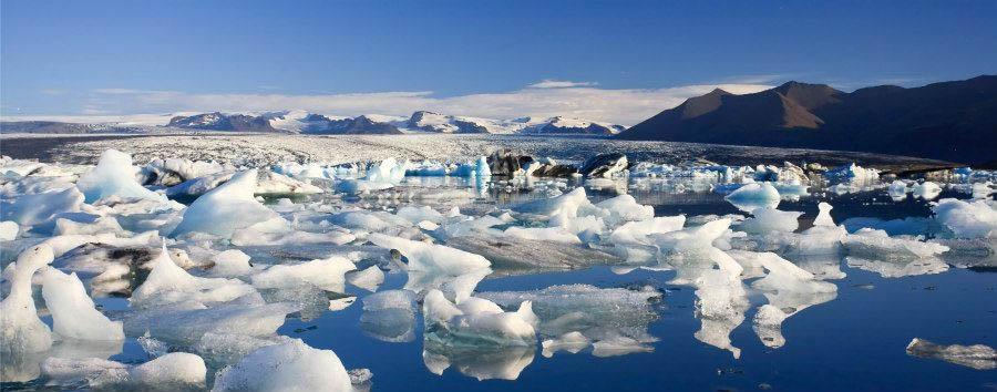 Dagli altopiani alle pianure - Iceland Jokulsarlon Glacial Lagoon © Michele Falzone