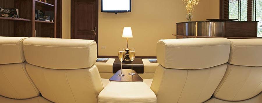 Constance Lemuria Resort - Lounge
