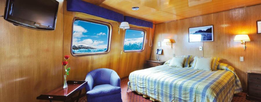 M/V Skorpios II - Suite Master Cabin
