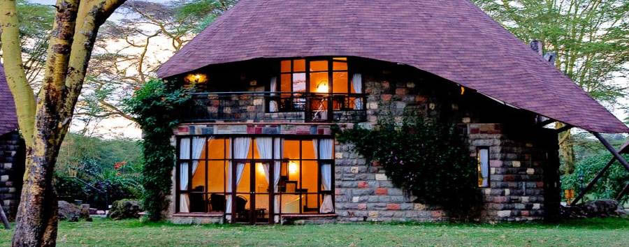 Lake Naivasha Sopa Resort - Room exterior