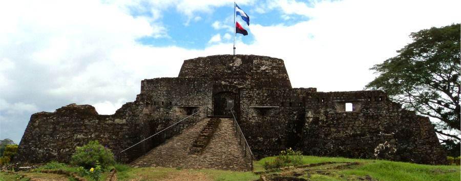 El Castillo & Solentiname - Nicaragua El Castillo Fortress, Exterior