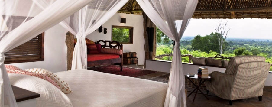 Luxury Tanzania Escape - Tanzania Beho Beho room interior