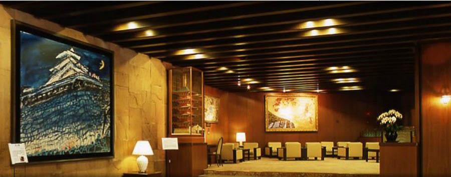 Kumamoto Hotel Castle - Hall