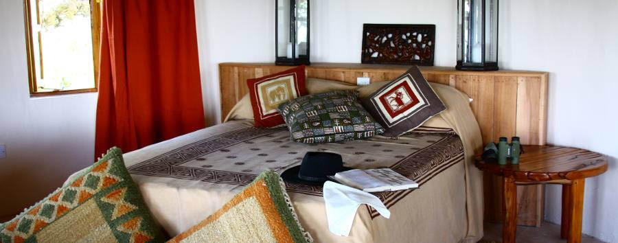 Sleeping Warrior Lodge - Bedroom