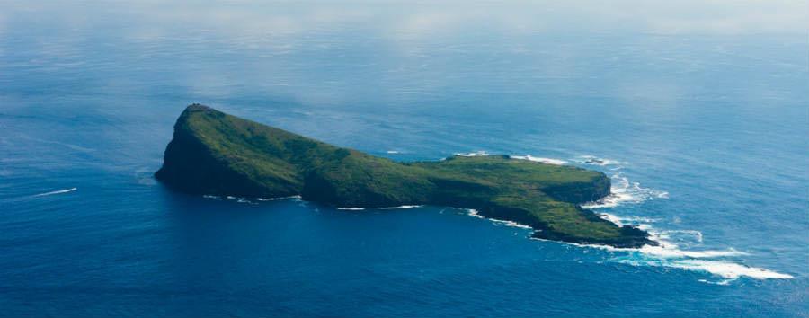 Paradiso Mauritius: Mare e Terra - Mauritius Gunner's Quoin © Karl Ahnee/Shutterstock