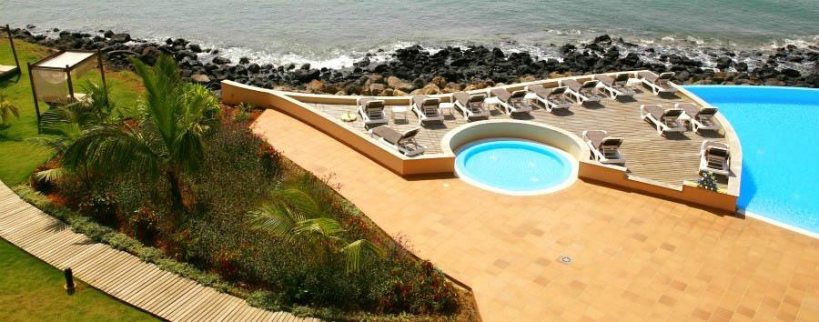 Pestana São Tomé - Pool Area