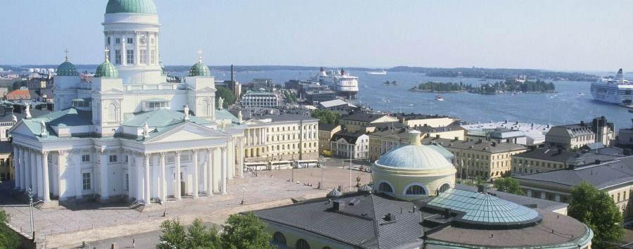 Le Capitali del Nord - Finland Helsinki, Tuomiokirkko © VisitFinland