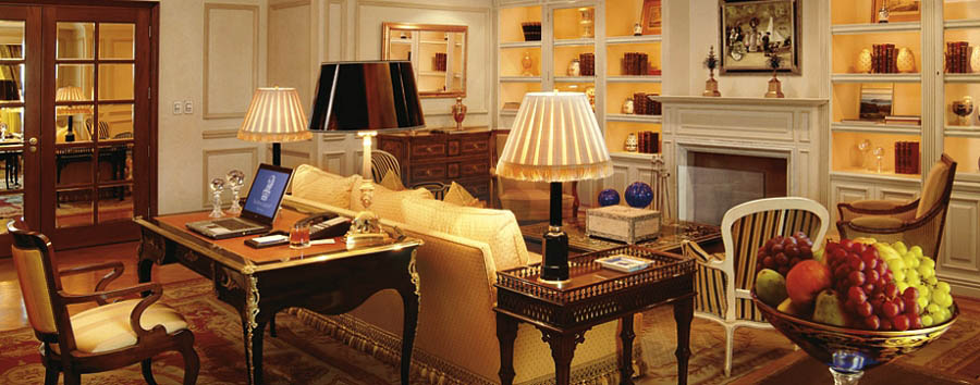 The Ritz-Carlton, Santiago - Suite interior