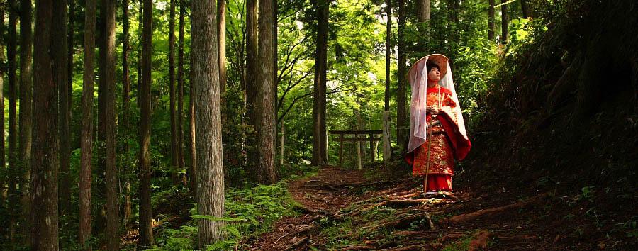 Armonia Giapponese - Japan Kumano, harmony of nature