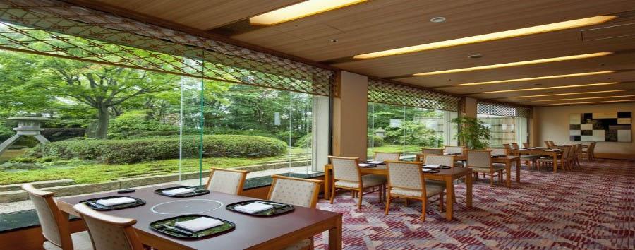 ANA Crowne Plaza Kanazawa - Restaurant