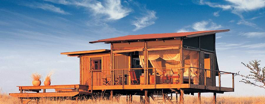 Wolwedans Dunes Lodge - Chalet