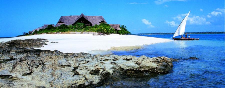 Tanzania del sud, cuore d'Africa - Tanzania Lazy Lagoon Island Lodge