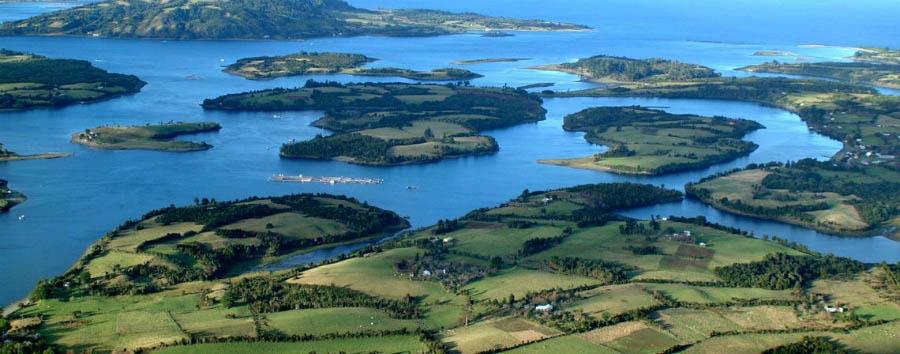 Refugia - Chiloé Archipelago