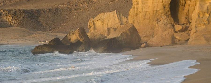 Classic Oman & Masirah - Oman Ras-Al-Jinz Beach