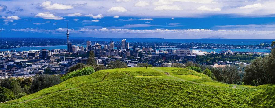 Nuova Zelanda, le stelle del nord - New Zealand Auckland, Panorama © Blaine Harrington/Tourism New Zealand