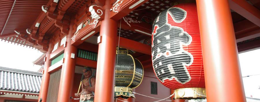 Giappone, Back to Edo - Japan Tokyo, Sensoji temple