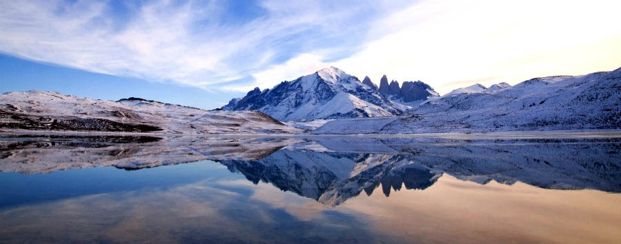 Chile - Amazing View of the Torres del Paine National Park