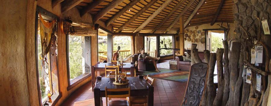 Erongo Wilderness Lodge - Restaurant