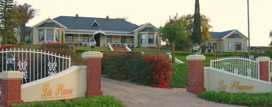 La Plume Guest House - Exterior
