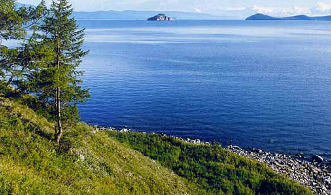 Panorama - Lake Baikal