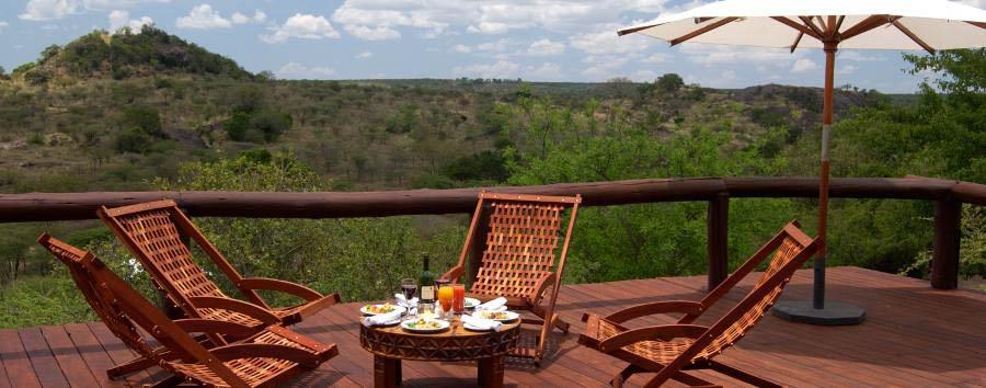 Serengeti Migration Camp -
