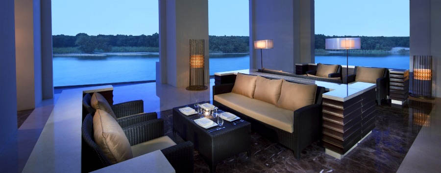 Eastern Mangroves Hotel & Spa by Anantara - Ingredients Restaurant: Al Fresco Terrace