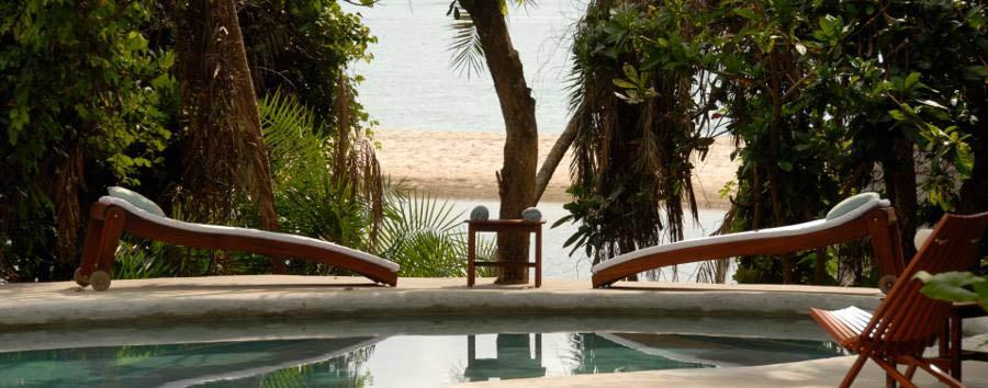 Ras Kutani - Private Pool